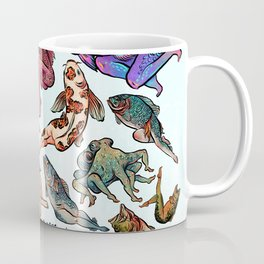 Reverse Mermaids Coffee Mug