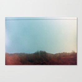 Pennsylvania Sky No.3 Canvas Print