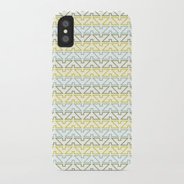 Tribal Stripe iPhone Case