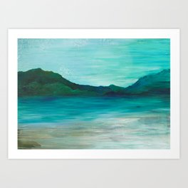 A Peace of My Soul Art Print
