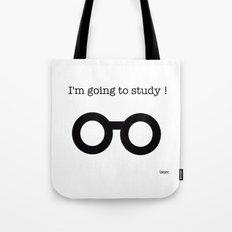Study Time Tote Bag