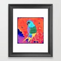 Arara Framed Art Print
