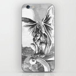Gargoyle Night iPhone Skin