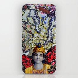 Shiva dreams iPhone Skin
