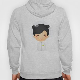 The Astro Girl Hoody