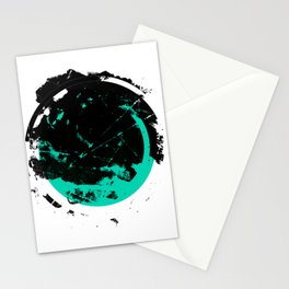 'UNTITLED #09' Stationery Cards