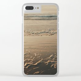 Deep Wide Ocean Clear iPhone Case