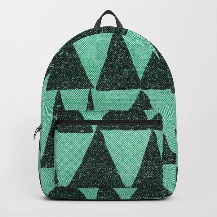 Analogous Shapes. Backpack