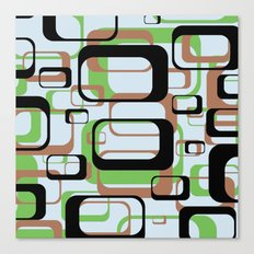Patternation Canvas Print