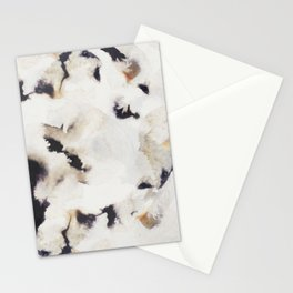 Ink and coffee II Stationery Cards
