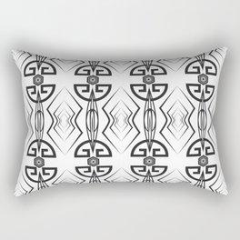 Art Deco . 2 Cleopatra Rectangular Pillow