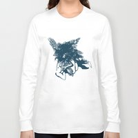 book cover Long Sleeve T-shirts featuring book cover by EKSLIBRIS/ Jelena Lasan