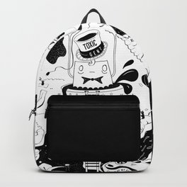 Toxic Gent Backpack