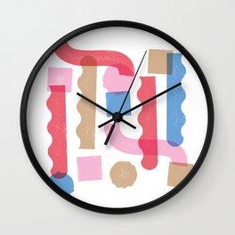 Medals Wall Clock