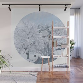 Winter Wonderland Wall Mural