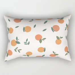 Clementines  Rectangular Pillow