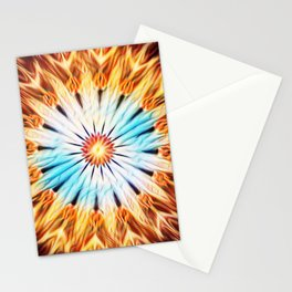 Electric Daisy - ILLdesign Stationery Cards