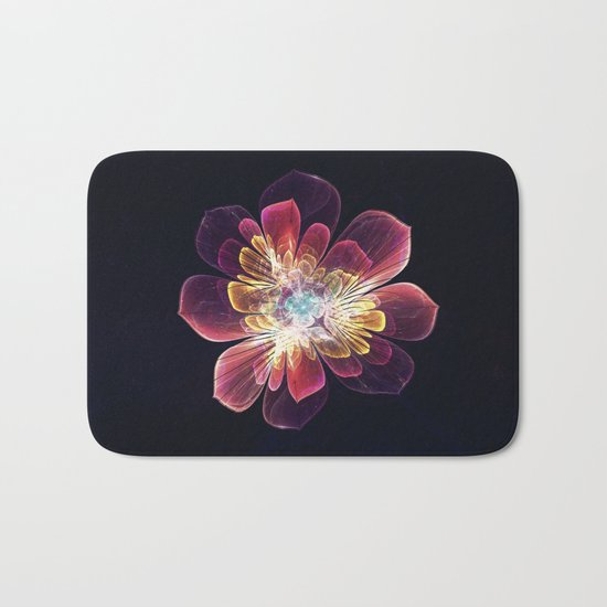 Tibet Sea Flower Bath Mat