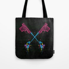 Shots Tote Bag