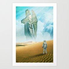 Idolatry Art Print