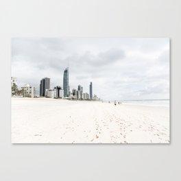 Surfers Paradise II Canvas Print