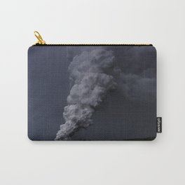 Hawaii's Kilauea volcano erupting. Carry-All Pouch