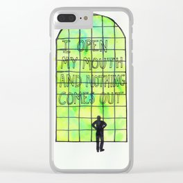 nothing Clear iPhone Case