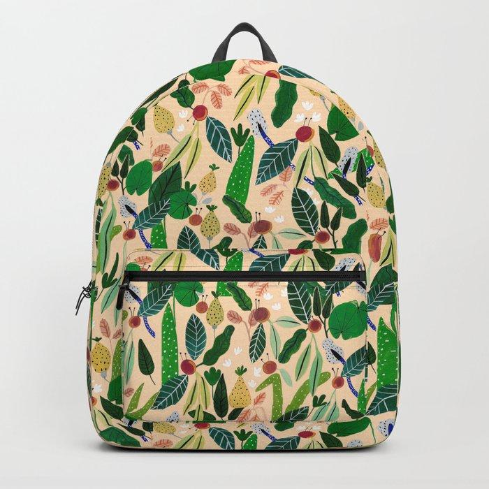 Desert Blooms Backpack