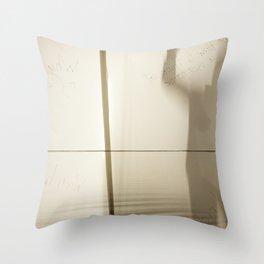 Game of Shadows Throw Pillow