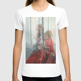 Holy Family (Red Riding Hood) T-shirt