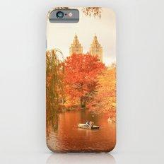 Central Park New York City Autumn Slim Case iPhone 6s