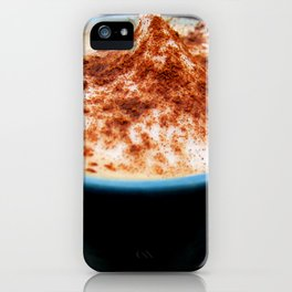 Latte iPhone Case