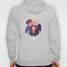 slay together, stay together. Hoody