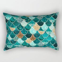 REALLY MERMAID Rectangular Pillow