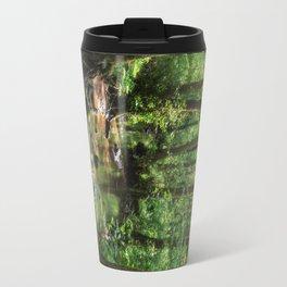 Summer Stream Travel Mug
