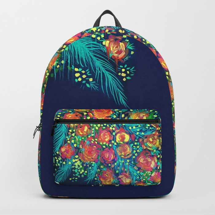 Rose Goes Backpack