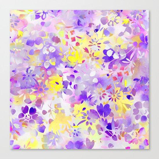 Floral Spirit 2 Canvas Print