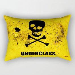 Underclass Rectangular Pillow