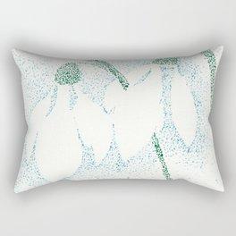 flower II Rectangular Pillow