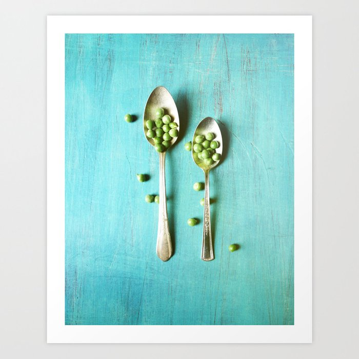 Give Peas a Chance Art Print
