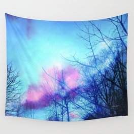 Listening to the Wind Wall Tapestry