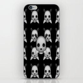 Skeletor iPhone Skin