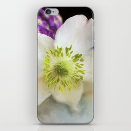 Summer Fragrance iPhone Skin