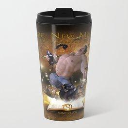 Paranormal: Magic, New Mexico series Travel Mug