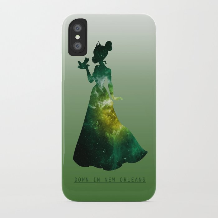 new concept cffdb 6d074 Space Princesses: Tiana iPhone Case by artheiress