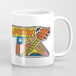 Austin TX Coffee Mug