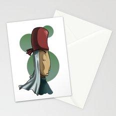 Snobby Priest Stationery Cards