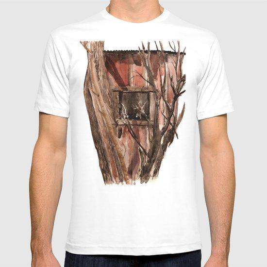 Barn window T-shirt