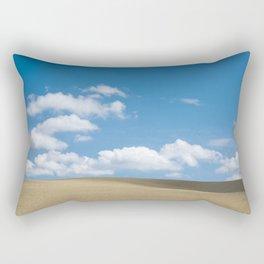 BETWEEN EARTH AND SKY 1 Rectangular Pillow