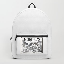 Mondays Backpack